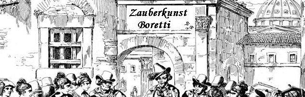 Boretti Zaubershop