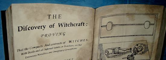 Discovery of Witchcraft