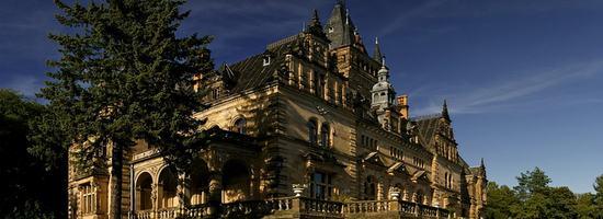 Zauberer zur Hochzeit auf Schloss Hummelshain