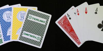 Zaubertrick – Terumo Kartentrick
