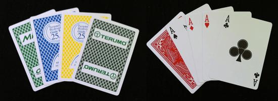 karten mischen tricks lernen