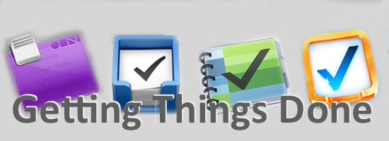 Getting Things Done – GTD oder wie fang ich´s an ?