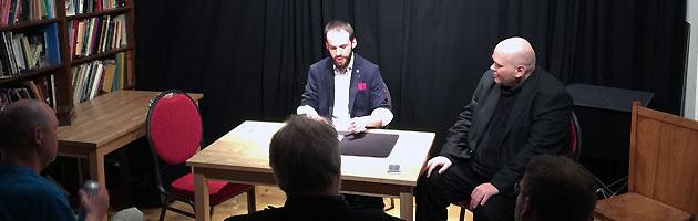 Will Houstoun Seminar Berlin