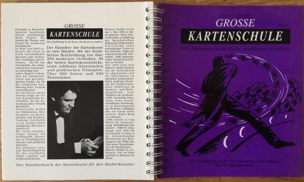 Grosse Kartenschule – Band 1 – Roberto Giobbi